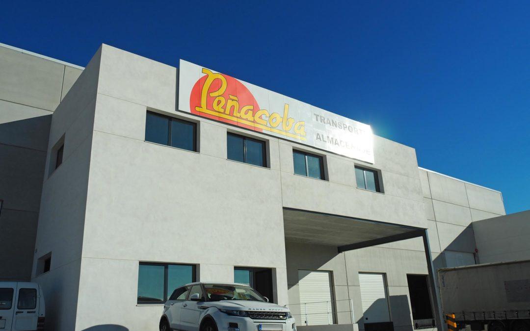 Bienvenidos a Peñacoba Transportes. Almacenaje y logística en Valencia